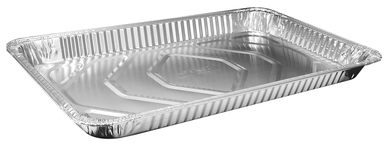 Full Size Shallow Aluminum Steam Table Pans 50 Case