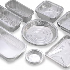 Aluminum Food Containers